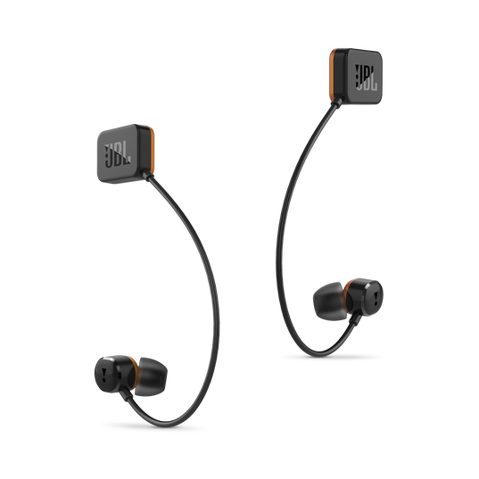 OR100 - Black - In-ear headphones designed for Oculus Rift with JBL Pure Bass sound - Hero