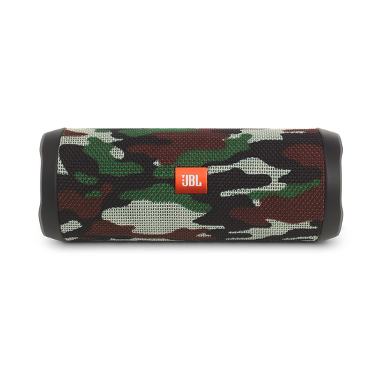 JBL Flip 4 Special Edition - Squad - A full-featured waterproof portable Bluetooth speaker with surprisingly powerful sound. - Detailshot 1