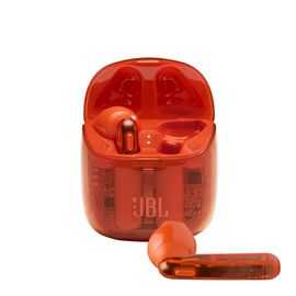Tune 225TWS Ghost Edition - Orange - True wireless earbud headphones - Hero
