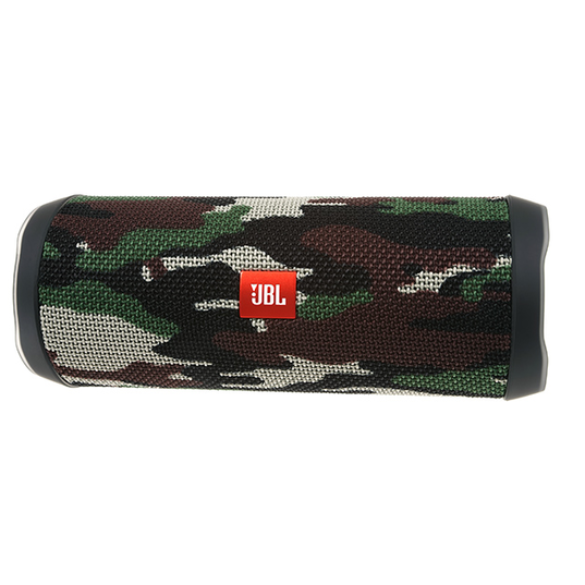 JBL Flip 4 Special Edition - Squad - A full-featured waterproof portable Bluetooth speaker with surprisingly powerful sound. - Detailshot 15