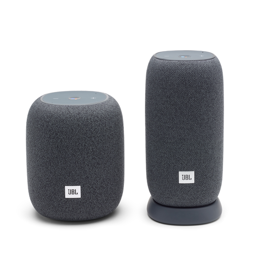 JBL Link Music - Grey - Wi-Fi speaker - Detailshot 1